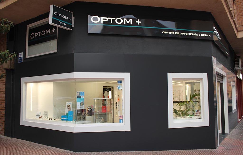Optom Plus Instalaciones